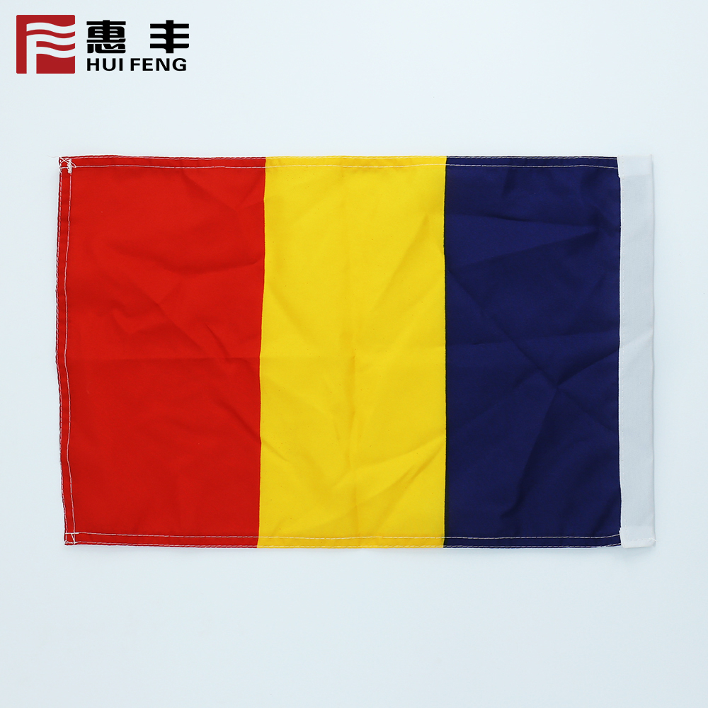 3x5ft custom knit polyester stadium supporter flags