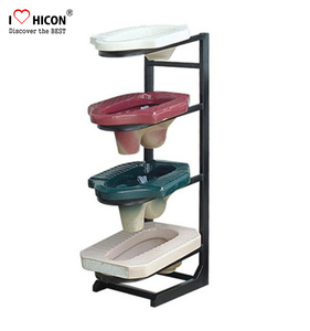 Metal Sanitary Ware Display Rack Metal Sanitary Ware Display Rack