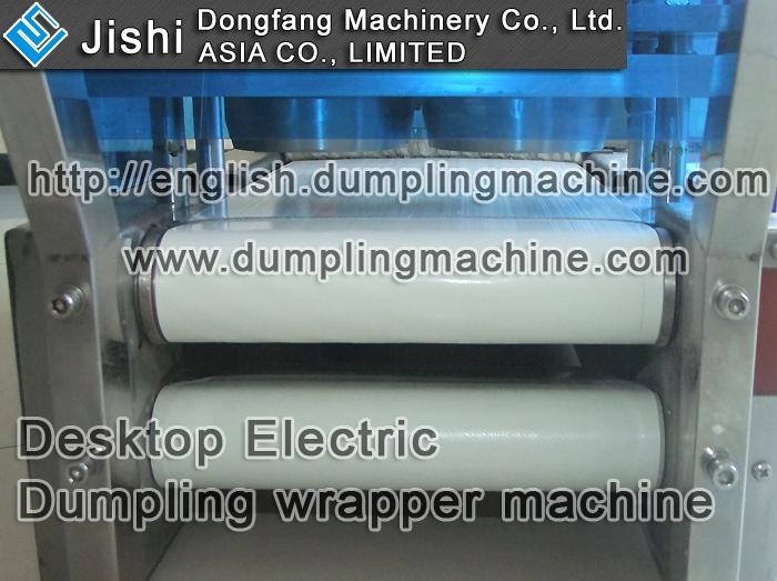 lumpia wrapper machine