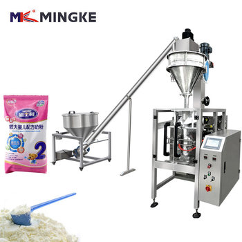 Automatic 1kg milk powder/flour/pouch packing machine