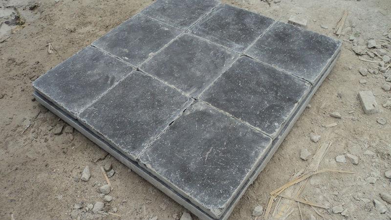 black limestone paver tumbled,thin pavers - buy black limestone