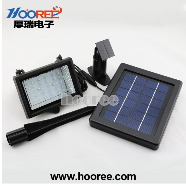 Hot Sale Led Solar Lawn Flood Light From China Supplier Ce Rohs ...