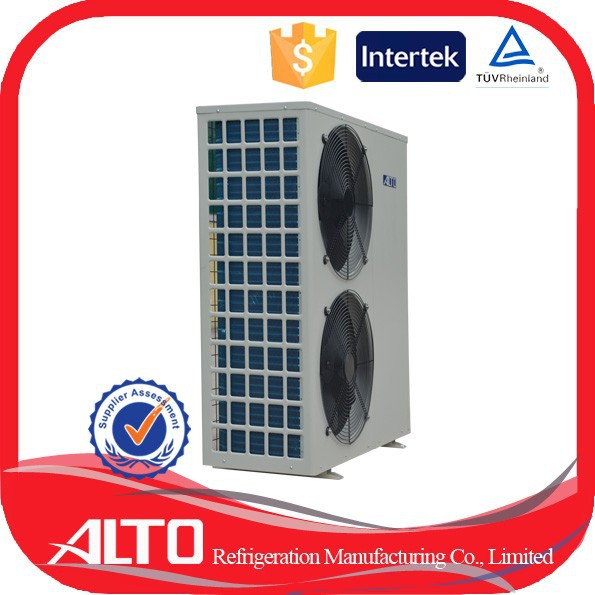Alto AS-H85Y heating 24.9kw quality certified swim pool water heat pump use refrigerant gas water heater for pool