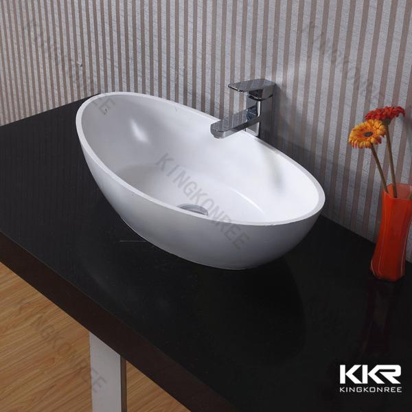 High Quality Wash Basin Furniture Bathroom Table Top Washing Basin