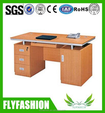 Cheap durable wooden computer desk/teacher table design/writing desk