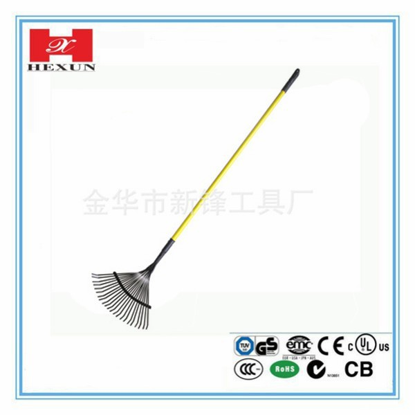 High Quality Wooden Handle Garden Rake