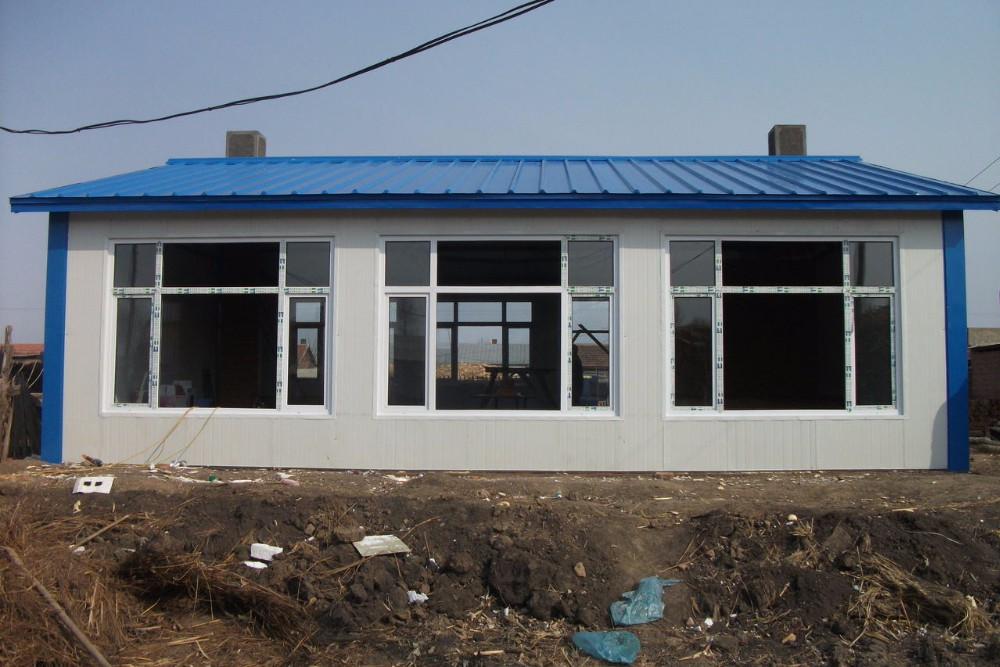 China small modular homes prices manufactured homes for for House builders prices