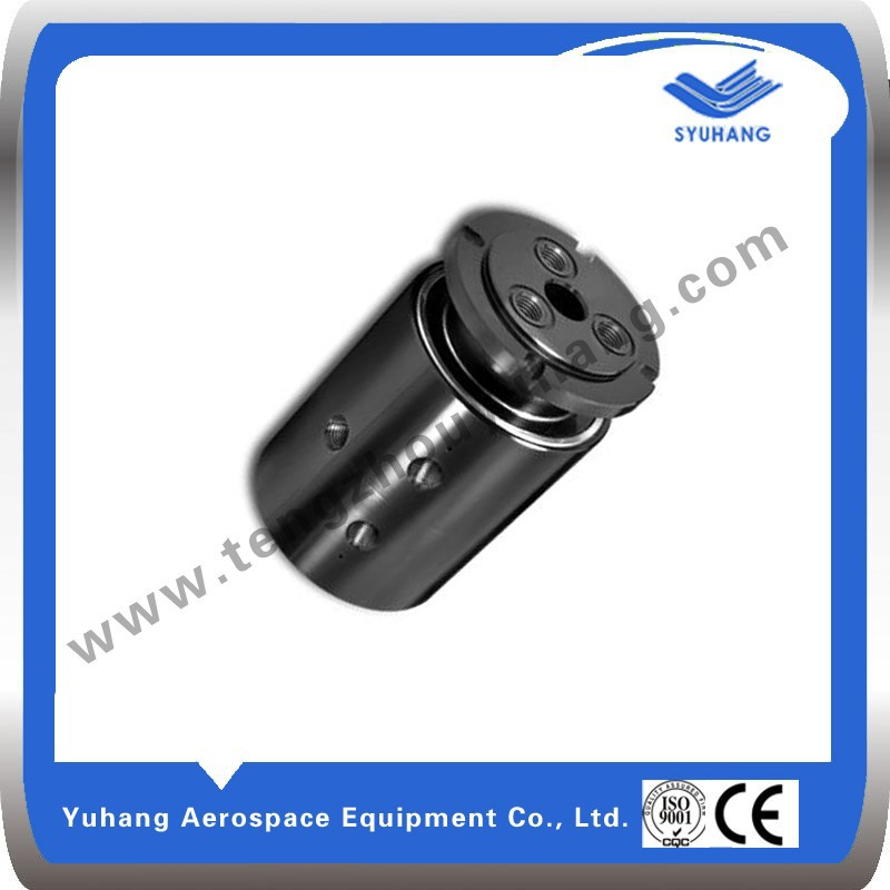 3 passages swivel joint, instead of SMC swivel coupler, the Yuhang rotation joint, high speed rotary joint