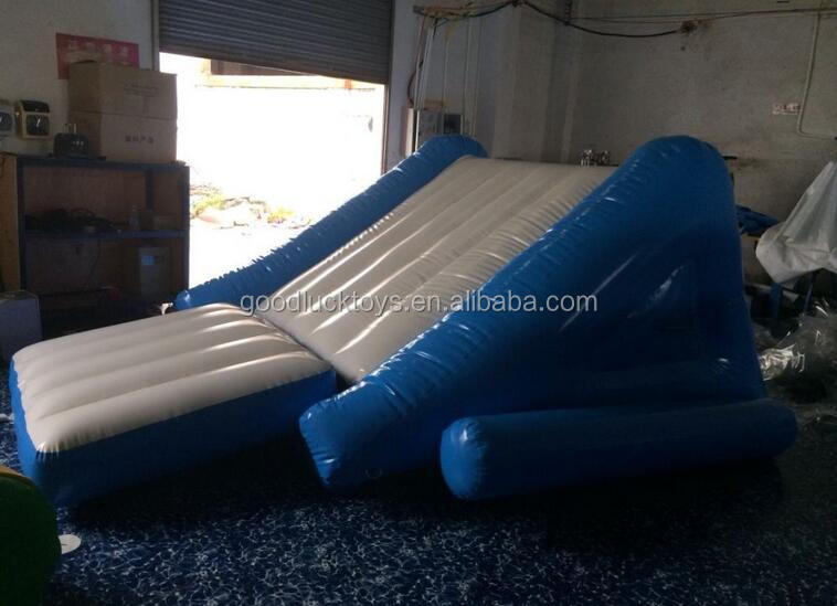 Popular water floating game, Inflatable Floating Water Park,hot sale inflatable floating water slide