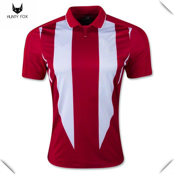 a4c3cab01a11c Various Design Comfortable New Design Red And White Football Jerseys