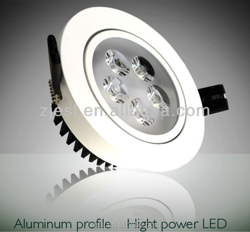 New Items 3 years warranty 5W round led downlight