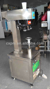 Guangzhou Semi Automatic Manual Angelus Can Seamer Machine