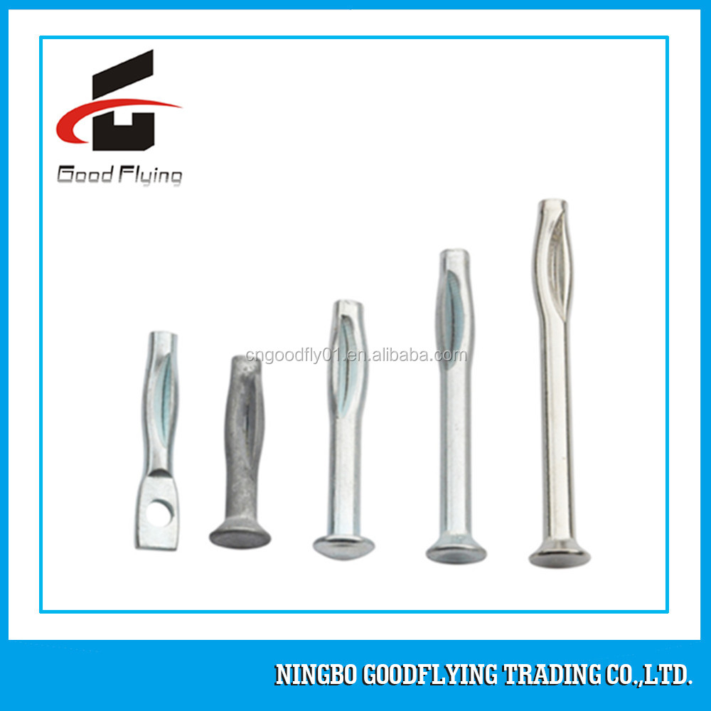 Faster Nylon Frame Fixing Countersunk Split Drive Anchor used concrete forms sale