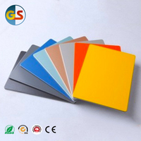 Aluminium composite panel price with acp sheet specifications