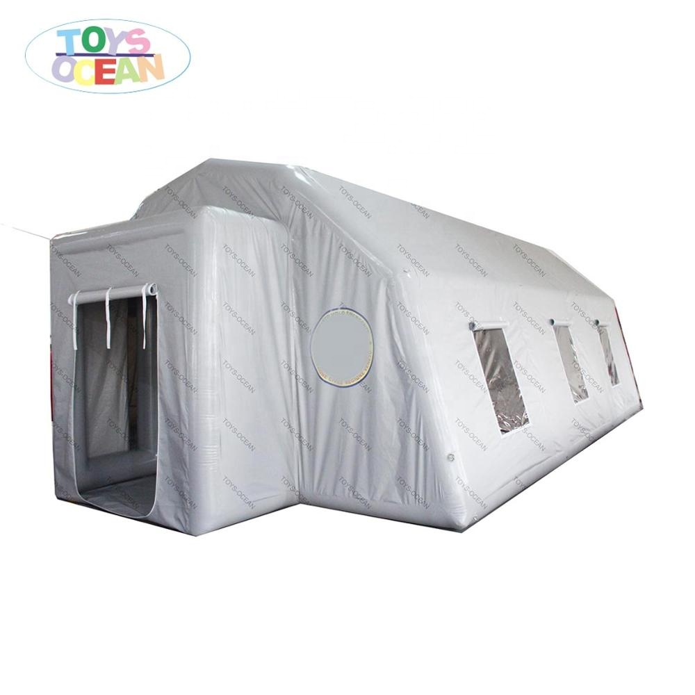 Foldable Outdoor Inflatable Shoal Tent Floating Camping Water Tent