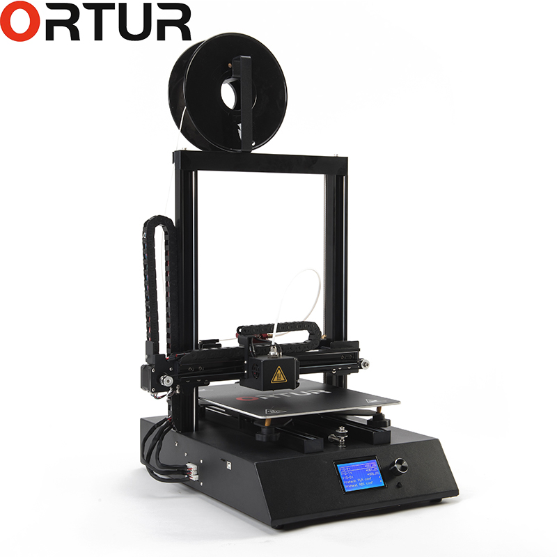 Ortur Fabriek auto leveling desktop 3d printer multi-functionele digitale prusa i3 3d printer met hoge precisie