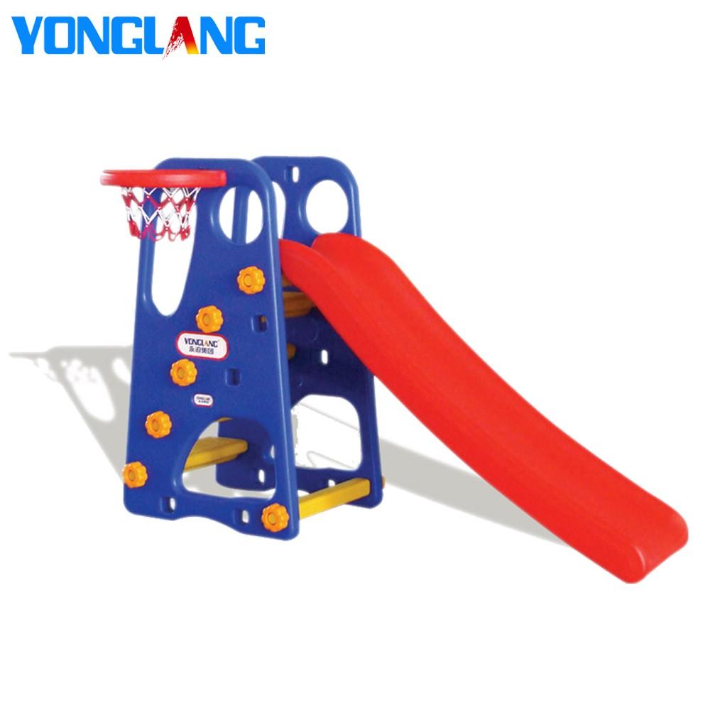 YL-HT003 Plastic Kids Indoor Vermaakmateriaal Basketbal Hoepel Kids Indoor Plastic Dia