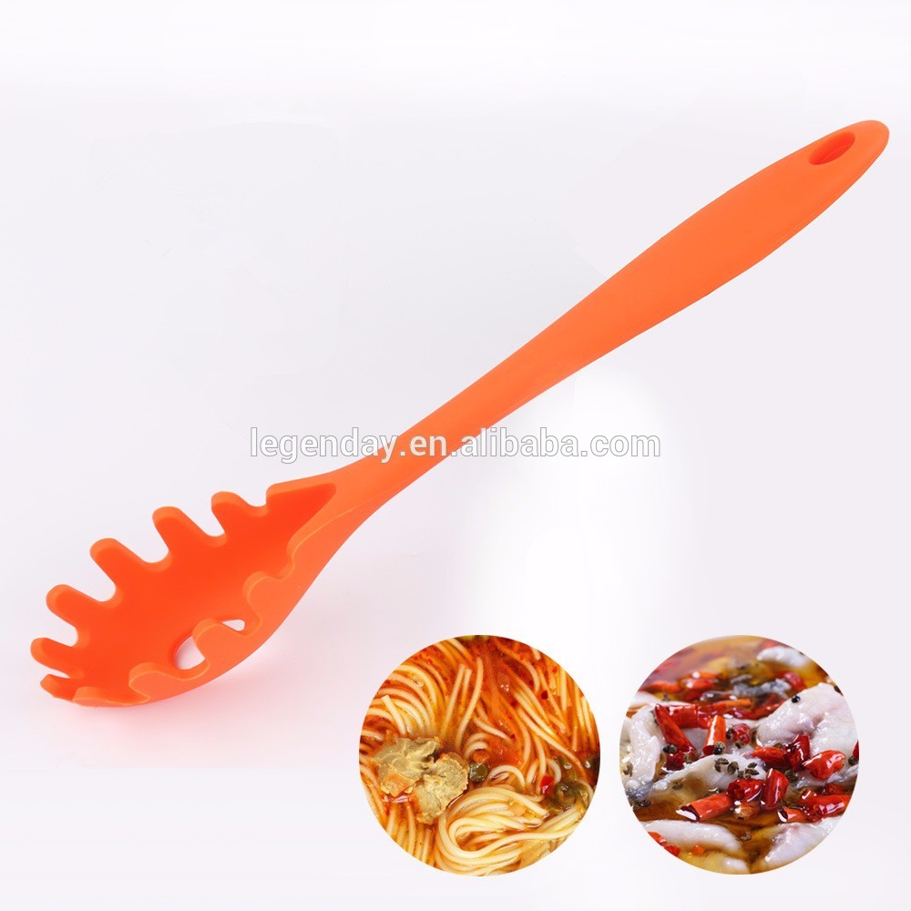 Best Selling Kitchen Gadgets Heat Resistant Red 10 pcs Silicone Kitchen Utensil Set