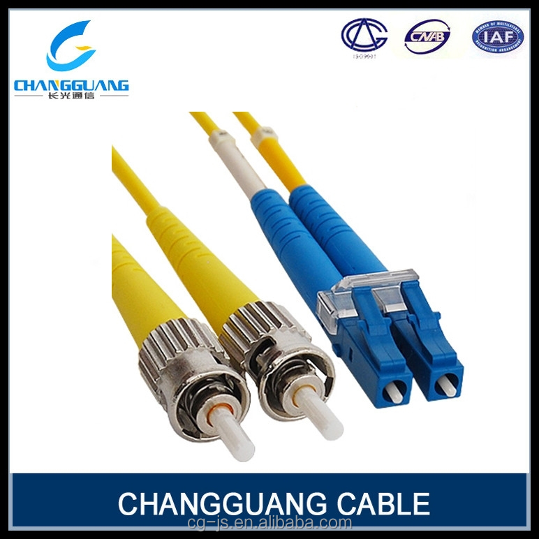 PU/UPC/APC types SC-FC/ST/LC/MU etc connector for rj 11 patch cord