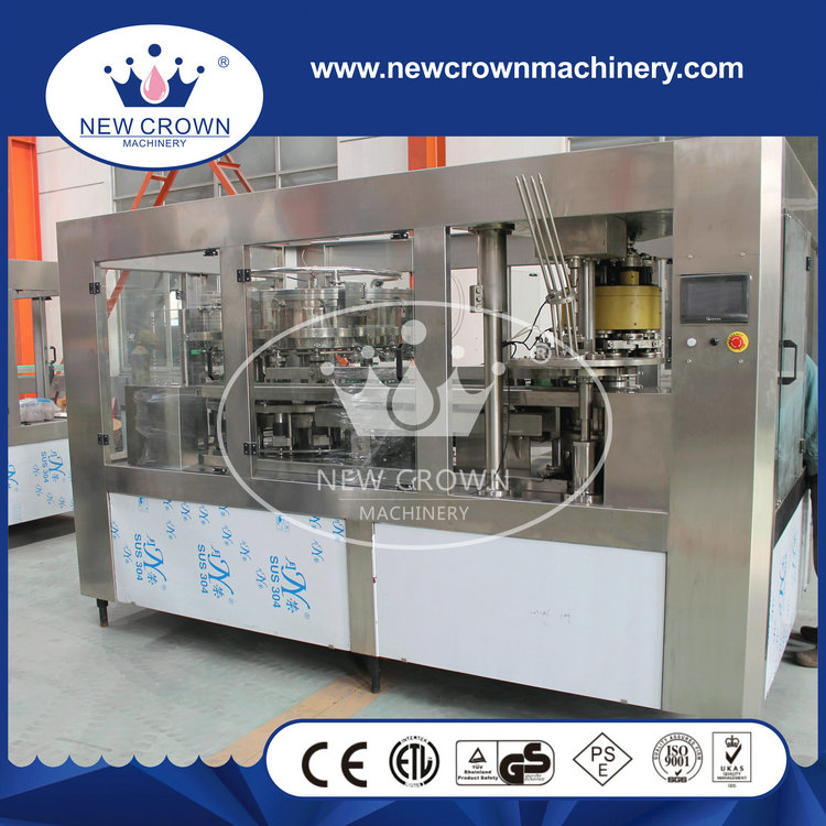 High quality Aluminium Can beer filling equipment
