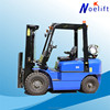 increased leg operation space handling and lifting new 2ton gasoline fork truck