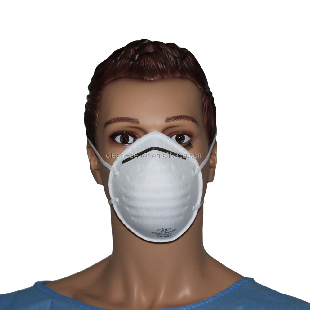 N95 Face Mask Nonwoven Disposable Dust Mask
