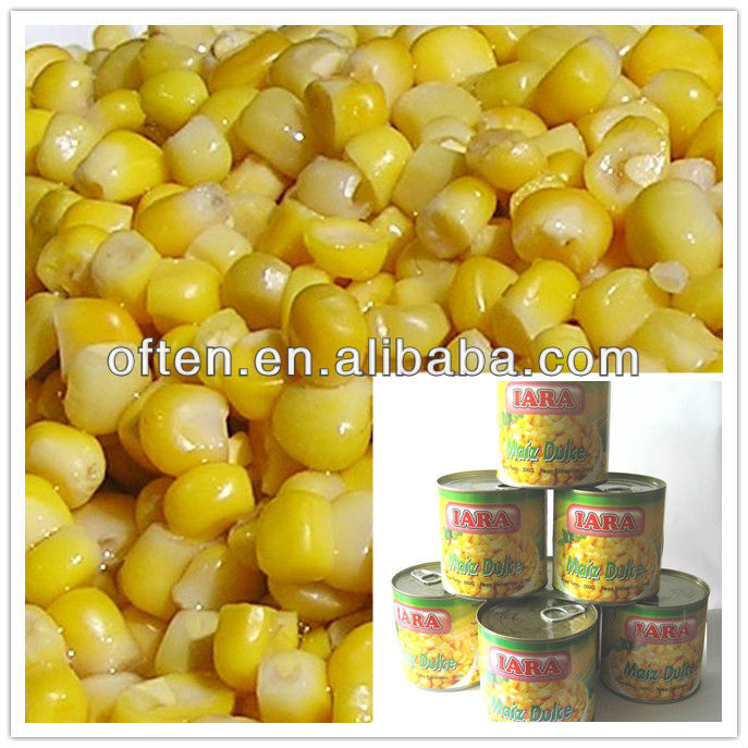 Tinned Sweetcorn buy canned sweet corn Sweetcorn 340G