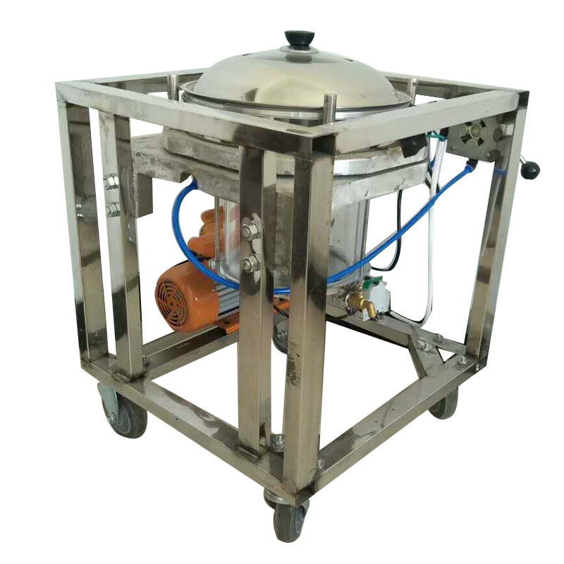 Linseed Vacuum Oil Filter Machine For Peanut <strong>Filtration</strong>
