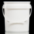 3.785 Liter Plastic Pail with Lid