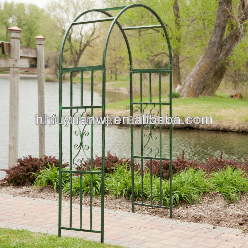 Metal New Design Garden Archgarden Bridgegarden Rose Arch For