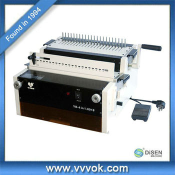 Perfect Binding also Velobind System Three likewise Book Binding Services Coil Wire moreover Spiral Binding Coil Pre Punched Paper likewise Coverbind. on book coil binding machines