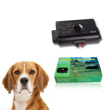 China factory supply no wire dog fence,pet training invisible dog/pet fence with waterproof collar