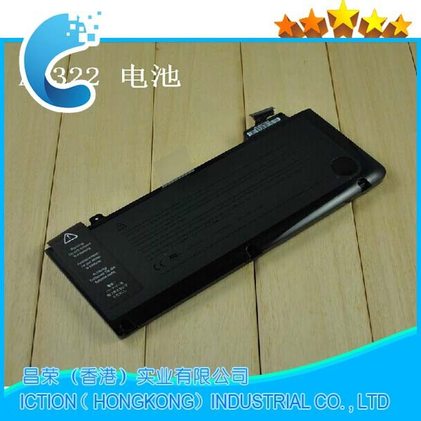 New Genuine Original A1322 Battery For Apple Macbook Pro A1278 2009 2010 2011 2012 Version 10.95V 63Wh