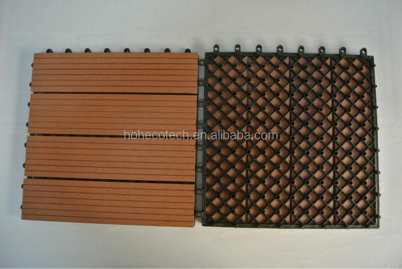 Effetto legno texture piastrelle pavimento in legno composito di