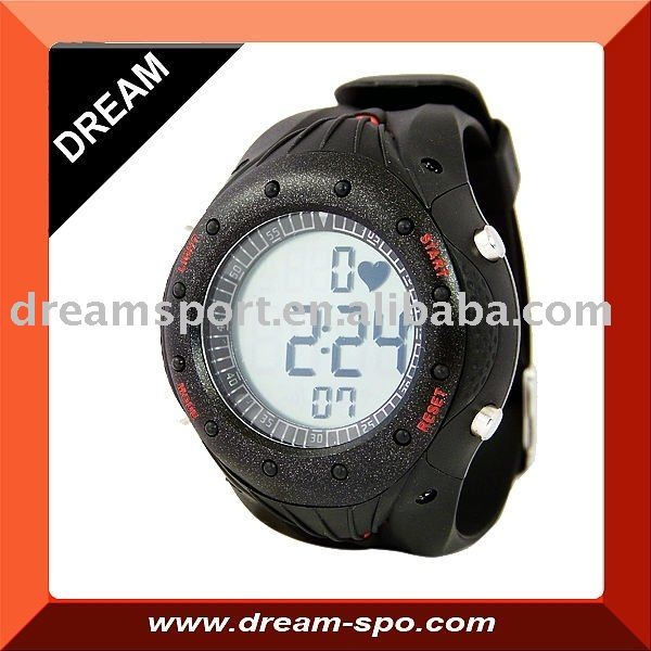 DH-121 heart rate monitor watch / pulse watch / heart rate monitor with timer