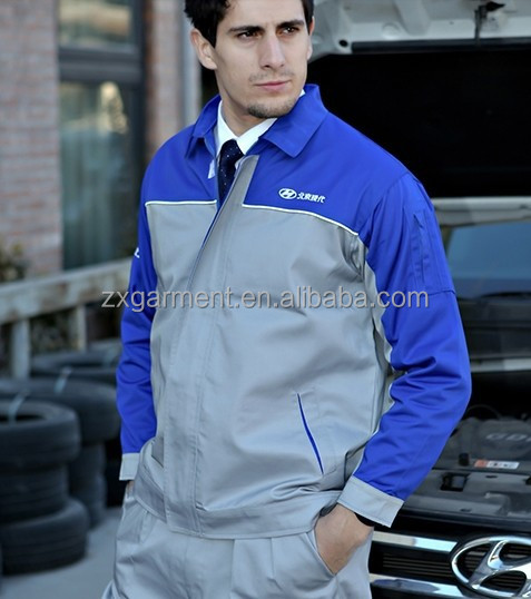 ZX Car Repare MAN Uniform