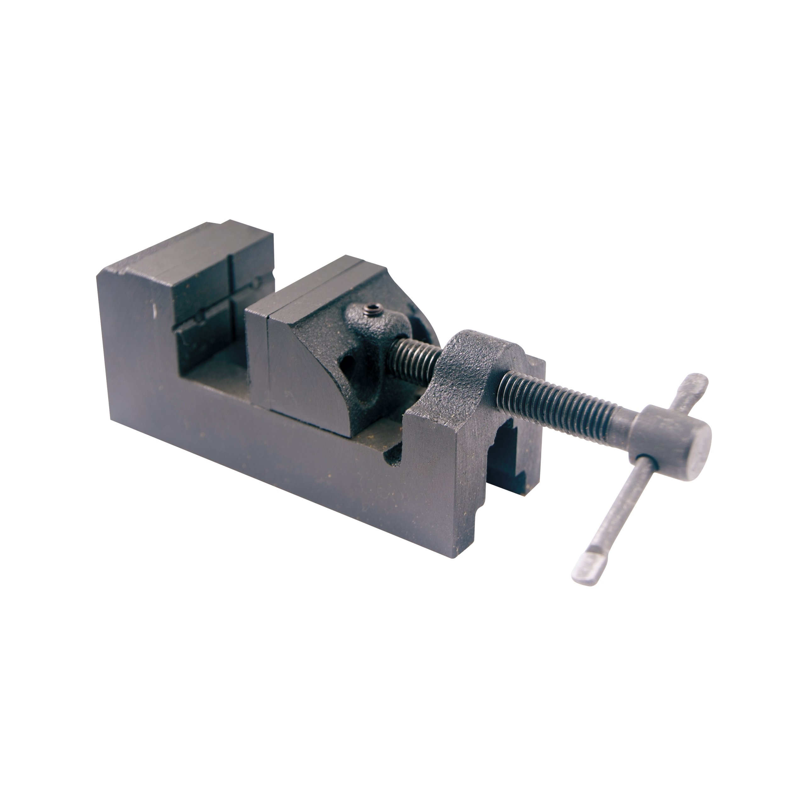 """HHIP 3900-1731 Grooved Jaw Drill Press Vise, 2.5"""" Width x 1.5"""" Depth Jaw, 2.5"""" Jaw Opening (Pack of 1)"""