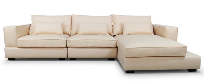 Italy Design Leather Sofa On Sale, Italy Sofa, Modern Top Grain Leather Sofa  With