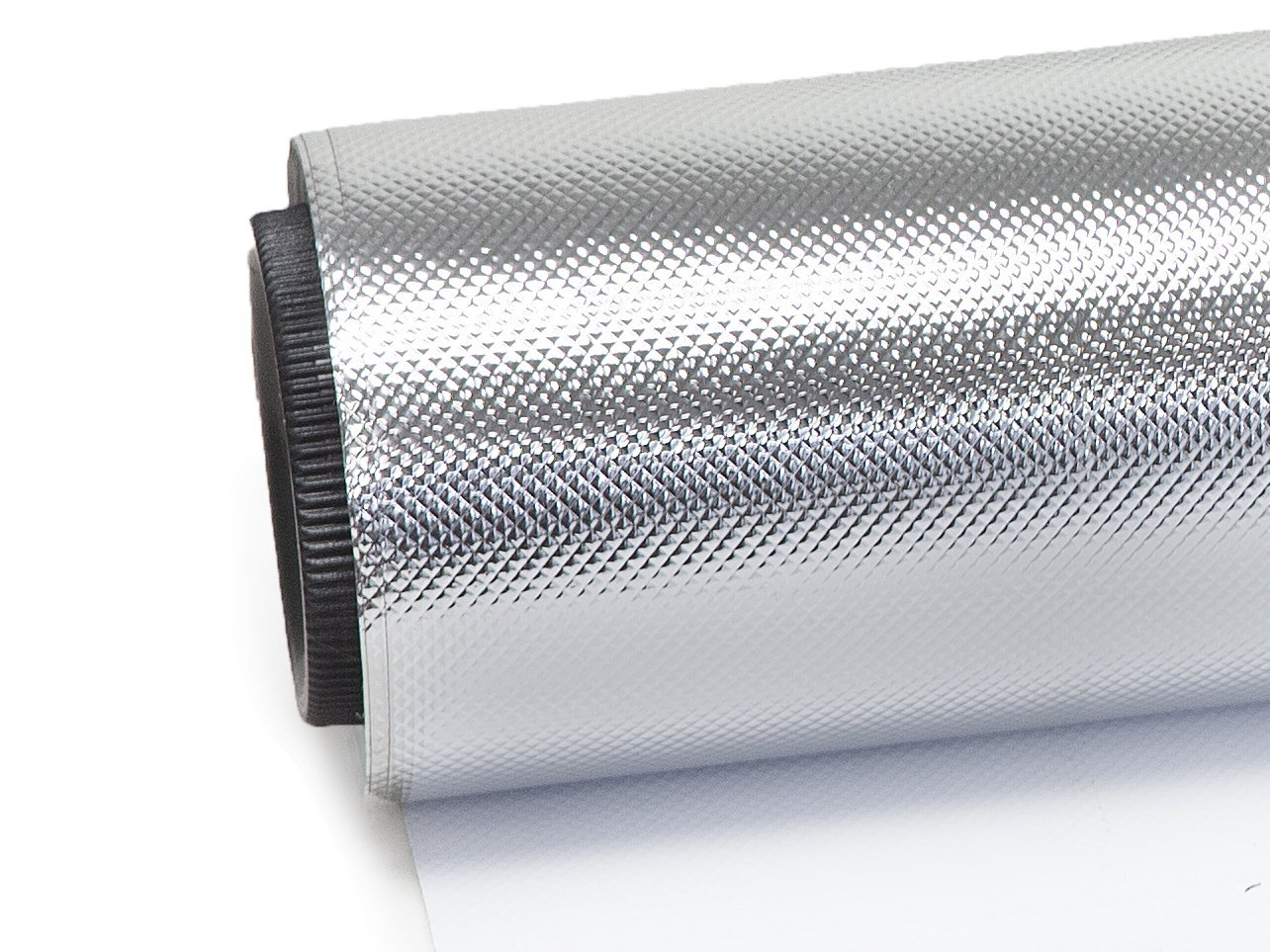 247Garden Diamond Silver Film Foil Roll Reflective Mylar Hydroponic (4 ft x 10 ft)