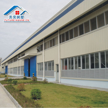 Low Cost Prefab  Warehouse/ Warehouse Construction Costs Philippines/ Prefab workshop