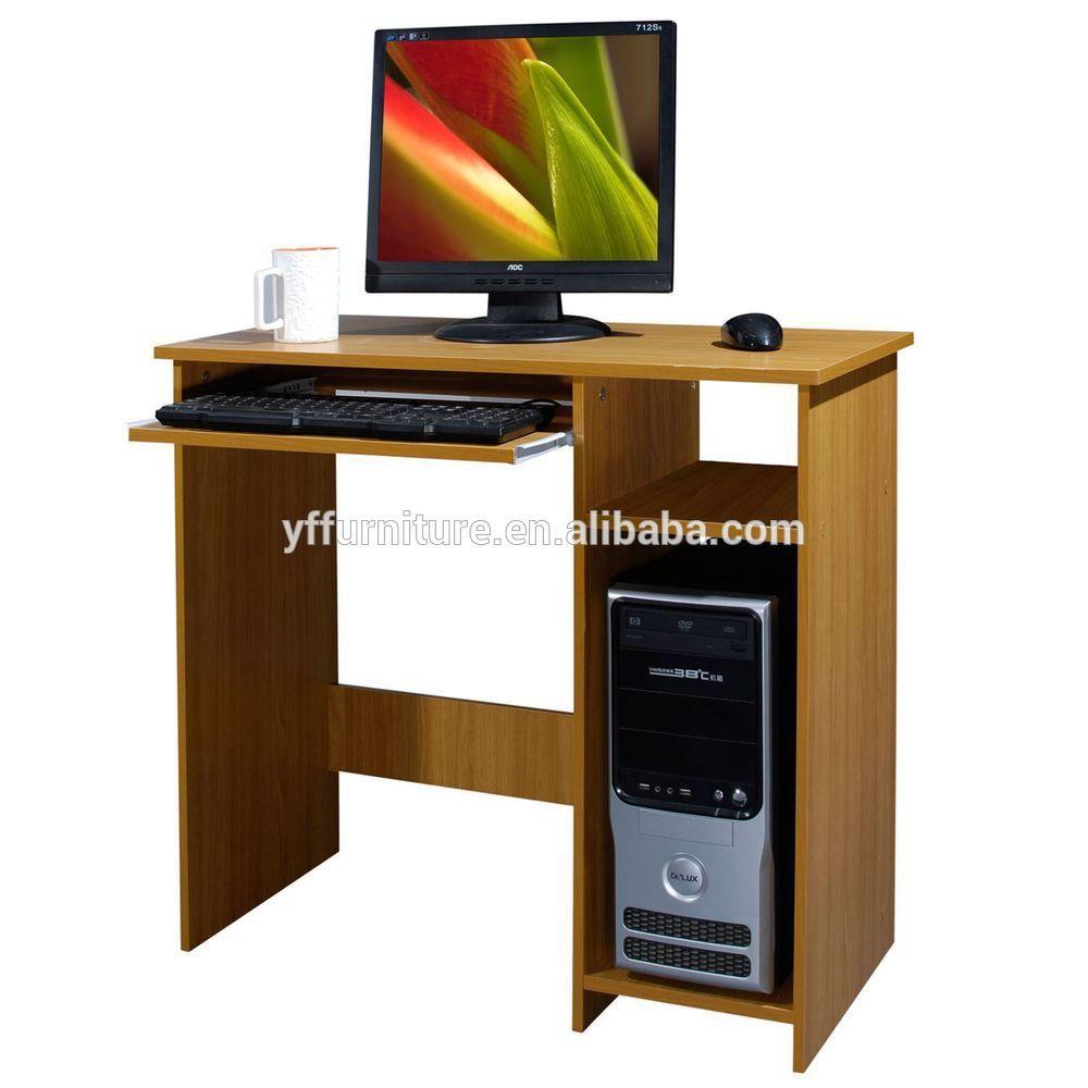 fancy design furniture wood desktop computer table buy