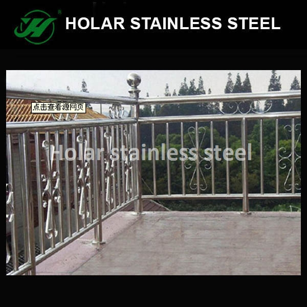 Stainless Steel Gates Fences And Stair Railing View