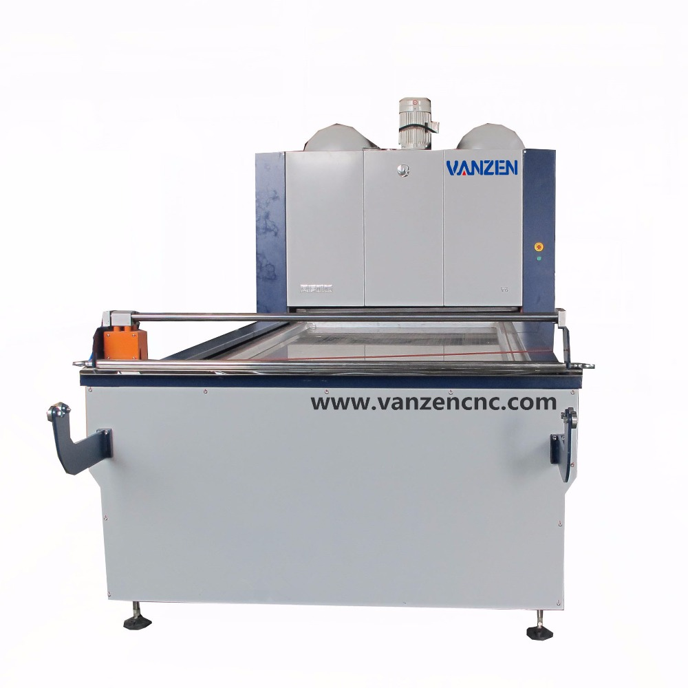 Woodworking vacuum laminating press machine for wood door