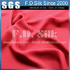 Hellosilk factory direct sale personal commercial fabric silk double georgette in stock