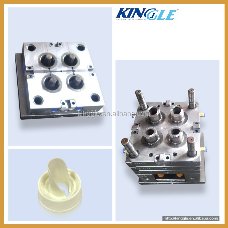 Ningbo professional factory making cap injection mould plastic