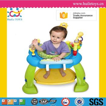 Wonderful musical multiple function baby chair toy