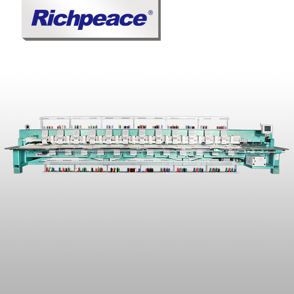 Richpeace Computerized Mixed Chenille Embroidery Machine