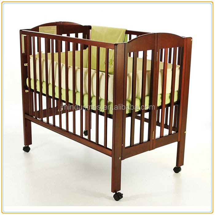 best seling solid wood baby bedbaby crib new style mini wooden crib