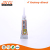 Factory price quick bond OEM 401 cyanoacrylate glue for wood plastic