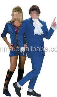 Austin Powers and Felicity Shagwell Couples Carnival Halloween Costume CM1656  sc 1 st  Alibaba & Austin Powers And Felicity Shagwell Couples Carnival Halloween ...